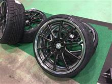 プリウスPHVTWS / TAN-EI-SYA WHEEL SUPPLY TWS Reizend WS10の単体画像