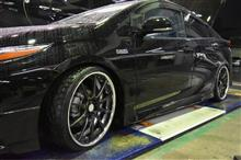 プリウスPHVTWS / TAN-EI-SYA WHEEL SUPPLY TWS Reizend WS10の全体画像