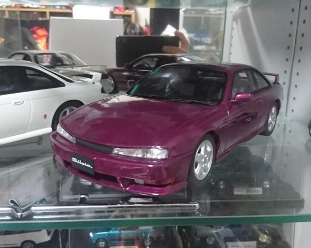 otto-models 1/18ミニカー シルビア