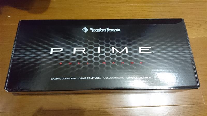 Rockford Fosgate PRIME R16-S