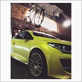 CAR MATE / カーメイト タイヤホールド サイクルキャリア / INA388