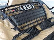 S4 (セダン)Audi ラジエターグリル8K0853651PCKAの単体画像