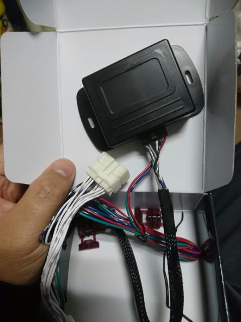 不明 ステップワゴン RG RF ドアミラー 自動格納キット キーレス連動