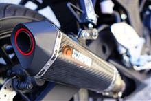 MT-03Scorpion Exhausts セルケトテーパーの全体画像