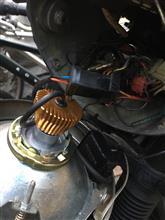 エリミネーター250SESphere Light LED HEADLIGHT RIZING Ⅱ H4 6000Kの全体画像