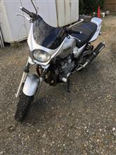 XJR1300不明 ビキニカウルの全体画像