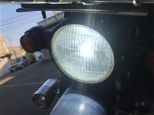 バーディー50RTD [RTD] 直流交流兼用バイクLEDヘッドライトH4 H6 PH7 PH8対応 Hi/Lo 切替式 30W DC&AC 9-18V 6000K Hi 3000lm/Lo 2000lm 冷却ファン内臓の単体画像