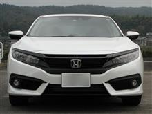 シビック (セダン)Modulo / Honda Access フロントグリル(ブラック)の単体画像