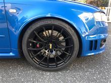 RS4 (セダン)BBS RE-Vの単体画像