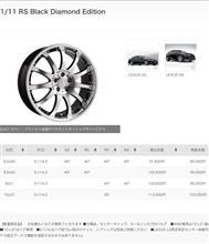 ティアナCarlsson 1/11 RS Black Diamond Editionの単体画像