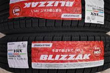 BRIDGESTONE BLIZZAK BLIZZAK VRX 155/65R14