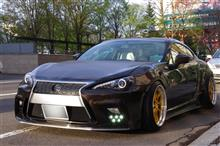 86AIMGAIN LF-SPORT TOYOTA86  FRONT BUMPER(LED DAYLIGHT・FRONT GRILLE付属)の単体画像