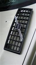 940 エステート (ワゴン)volvo純正 ターボグリルの単体画像