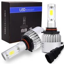 ワゴンRハイブリッドSafego HB3 COBチップ LED ヘッドライト (ハイビーム用・二面発光)の単体画像