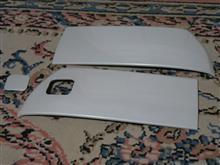 シエンタハイブリッドトヨタ(純正) フロントガーニッシュの単体画像