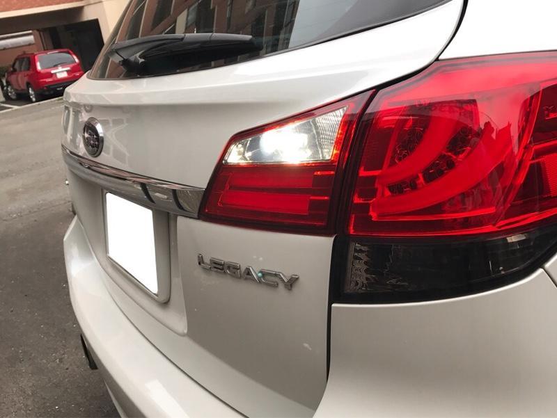 K'spec GARAX ハイパワーLEDバックランプ BL-T20-W