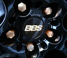 メガーヌ エステート(ワゴン)BBS RFの全体画像