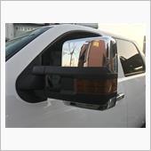 K2motor 2007-2013 Silverado Sierra Facelift Style LED Power+Heated Towing Side Mirrors