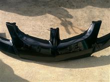 ヴォルツトヨタ(純正) フロントバンパーの単体画像