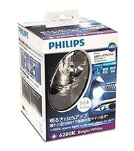 バレーノPHILIPS X-treme Ultinon LED H4 LED Headlight 6200Kの単体画像