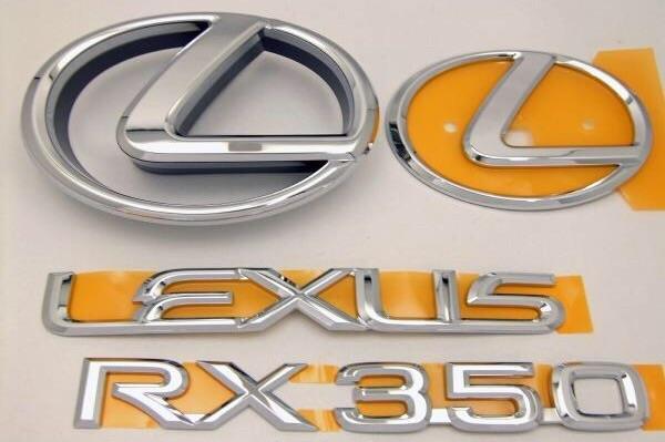 レクサス(純正) RX350エンブレム