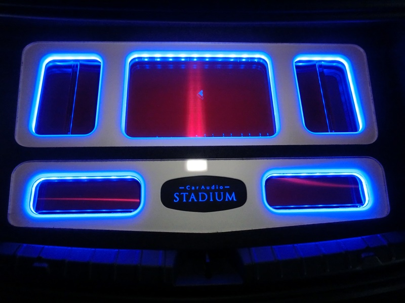 Car Audio STADIUM ストックインストール