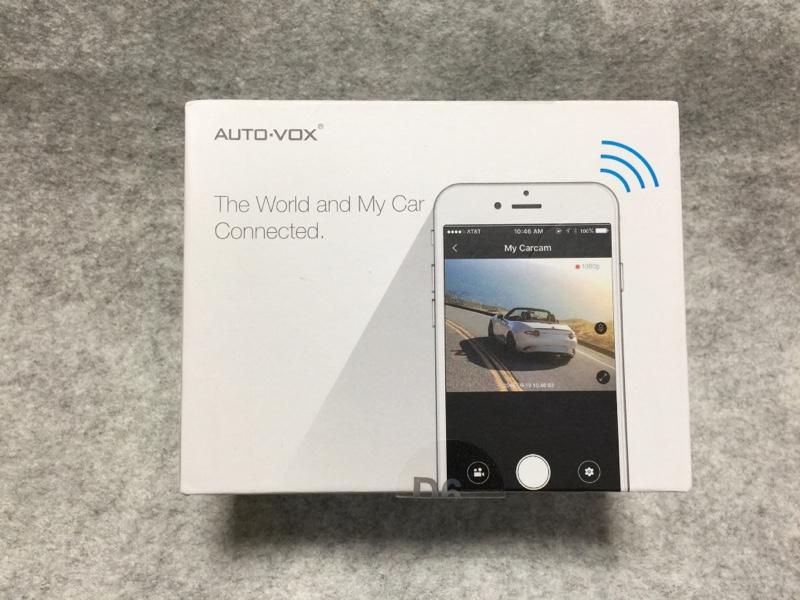 AUTO-VOX ドライブレコーダー D6 PRO