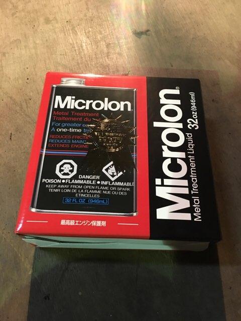 Microlon Microlon Metal Treatment Liquid