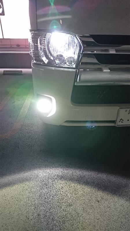 Valenti JEWEL LED FOG BULB EX3000 6000K