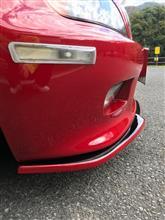 Z3 ロードスター自作 オリジナル フロント リップ  スポイラーの全体画像