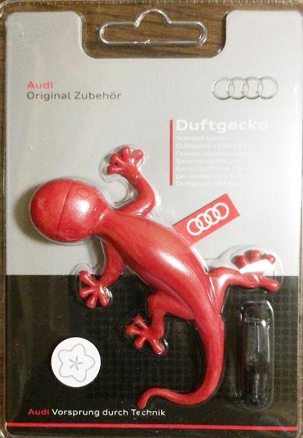 Audi純正(アウディ) ゲッコー フレグランス