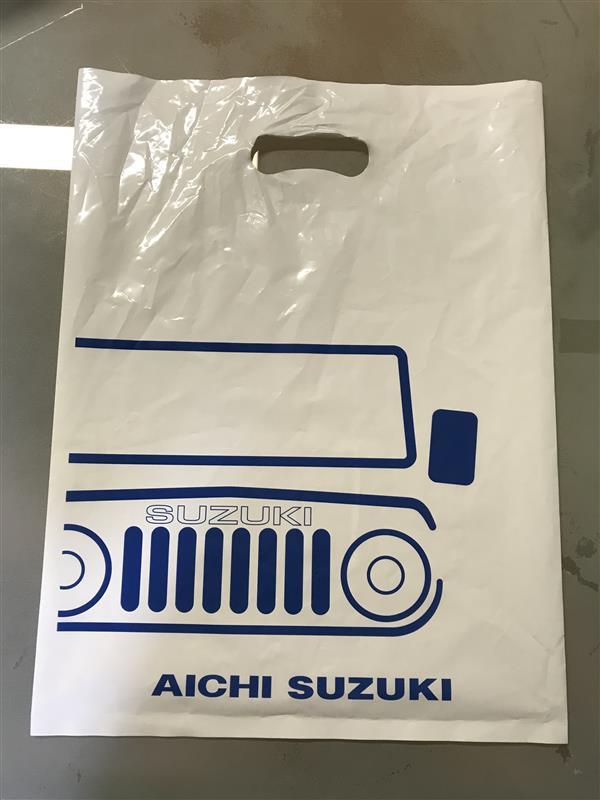 スズキ(純正) ビニール袋w