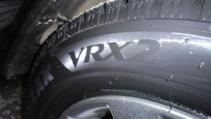 BRIDGESTONE BLIZZAK VRX2 205/60R16