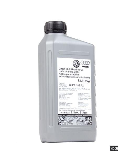 VW  / フォルクスワーゲン純正 DSGオイル