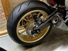 スクランブラーゲイルスピード鍛造 タイプRの全体画像