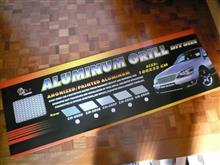 アクセラセダンCHAOHUA ALUMINUM GRILL 100×33cmの単体画像