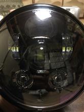 V-MAXヤフオク&メルカリの合わせ技 ヘッドライト周りの単体画像
