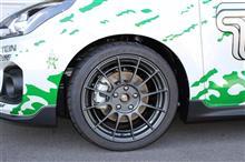 スイフトスポーツENKEI Racing Racing NT03RRの単体画像