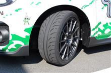 スイフトスポーツENKEI Racing Racing NT03RRの全体画像