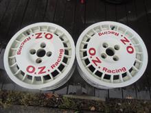 ブーンO・Z / O・Z Racing Rally Racingの単体画像