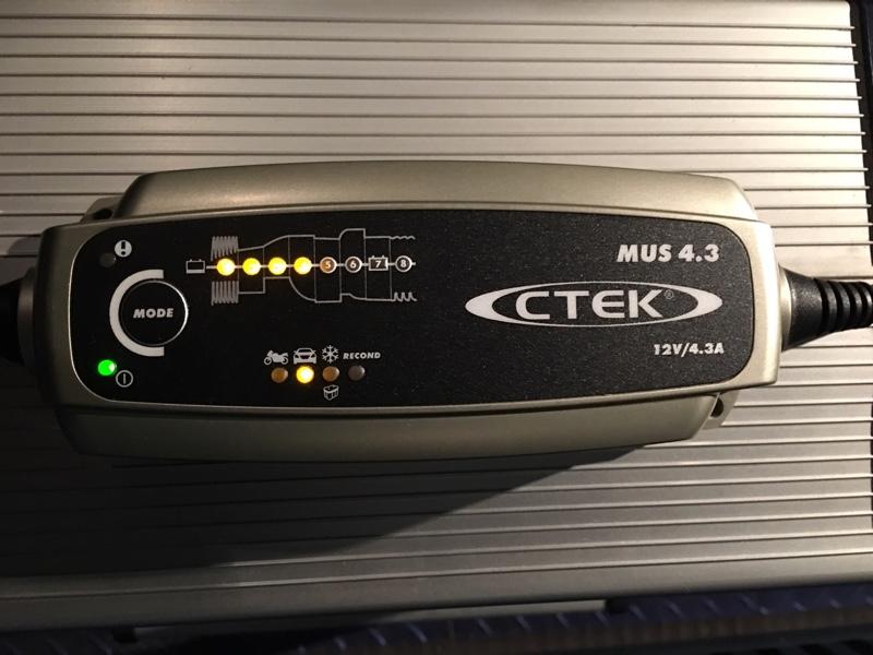 CTEK MUS4.3
