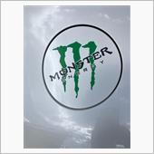Monster Energy MONSTER ENERGY ステッカー