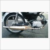 DAYTONA(バイク) キャプトンマフラー