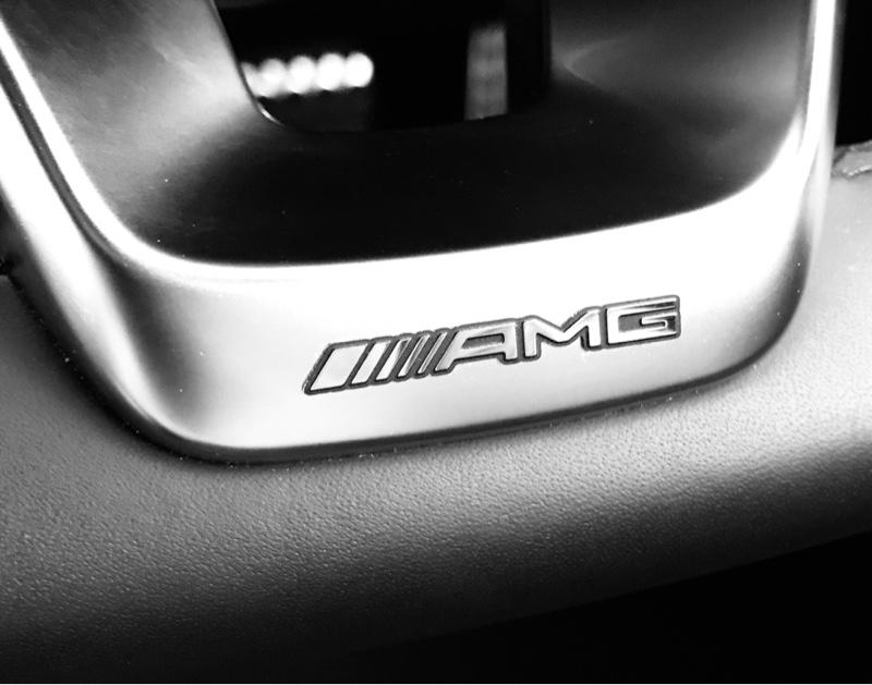 AMG AMGエンブレム