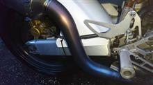 VTR1000Fモリワキレーシング ZERO ANO ホワイトチタンの全体画像