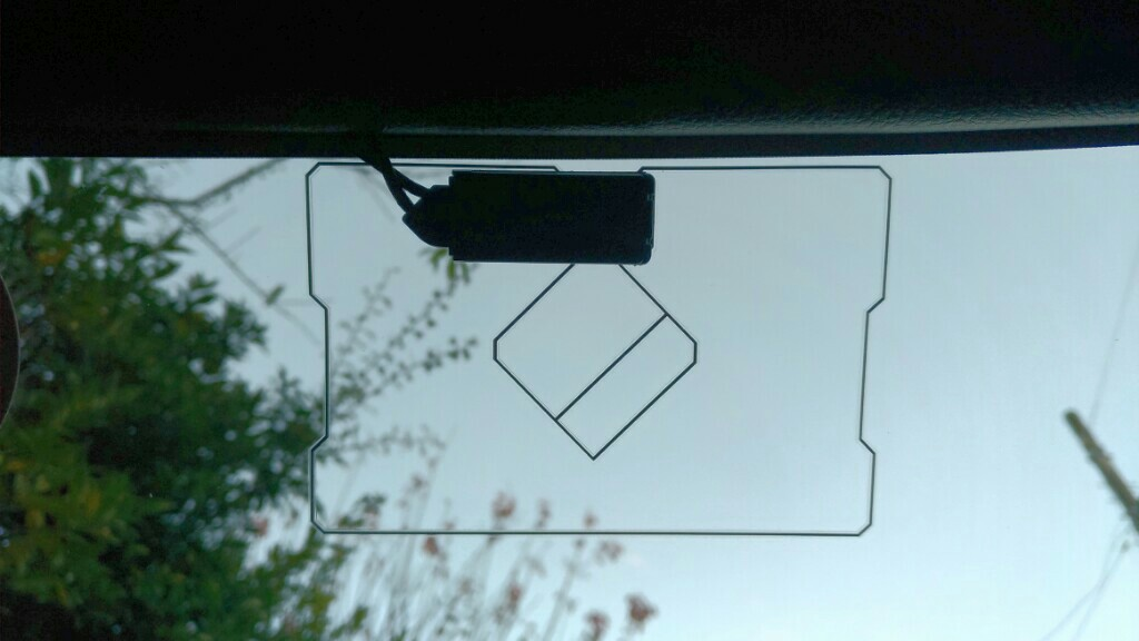 Amazon GPS 一体型 フィルム アンテナ ワンセグ/フルセグ 対応 高感度 フィルムアンテナ