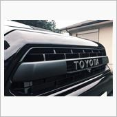 TRD / トヨタテクノクラフト TRD PRO グリルインサート