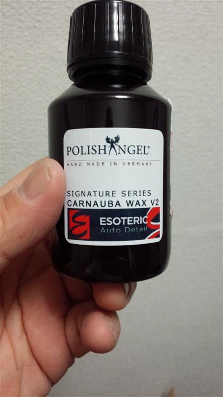 PolishAngelⓇ ESOTERIC SIGNATURE SERIES WAX V2