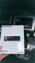 PIONEER / carrozzeria MVH-3400