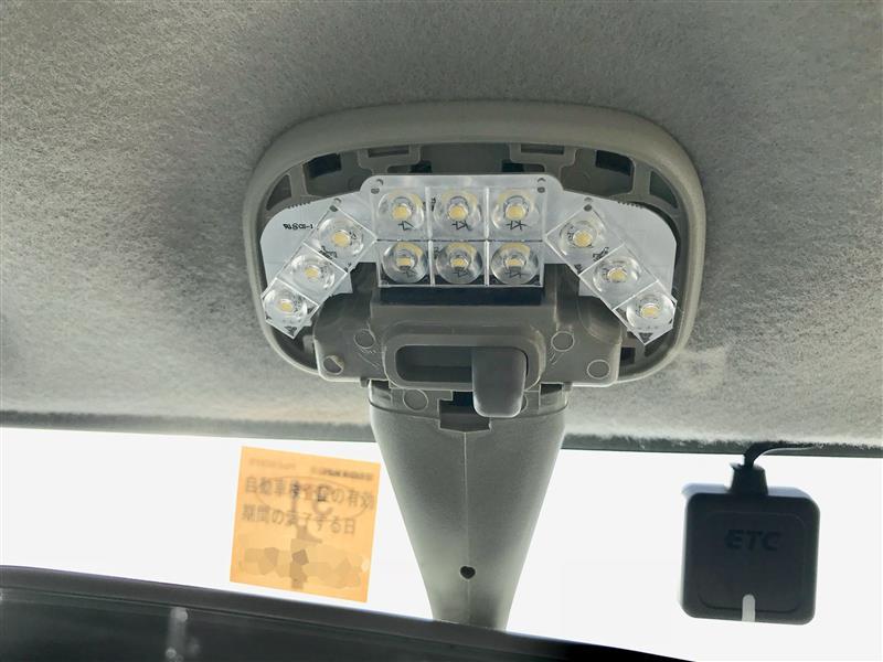 オフロードサービスタニグチ LEDルームランプ